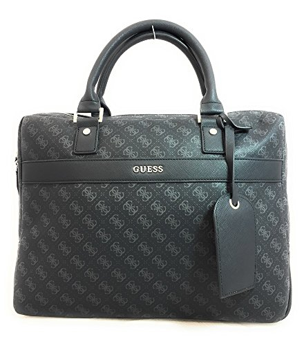 Bolso de mano business brief Guess