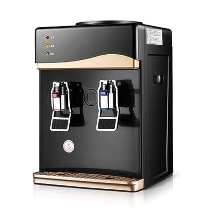 H&RB Caliente/Frío Superior Carga Encimera Agua Refrigerador Dispensador con Bloqueo De Seguridad para Niños