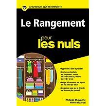 Le rangement pour les Nuls poche (POCHE NULS) (French Edition)