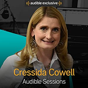 Cressida Cowell Rede