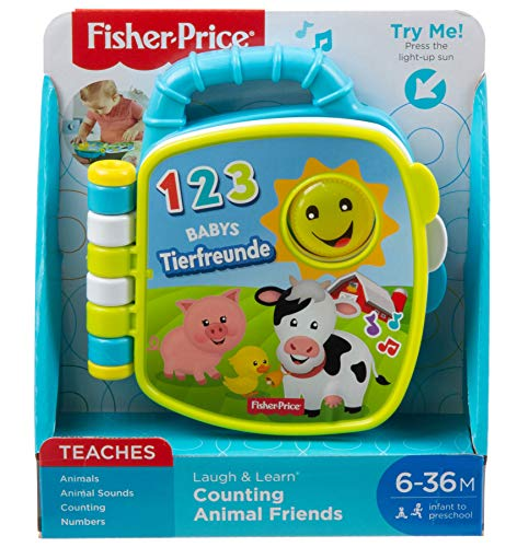 Fisher-Price Laugh & Learn Counting Animal Friends