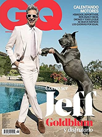 GQ Latin America July 1, 2018 issue