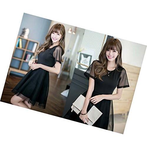 黒 ドレス キャバ