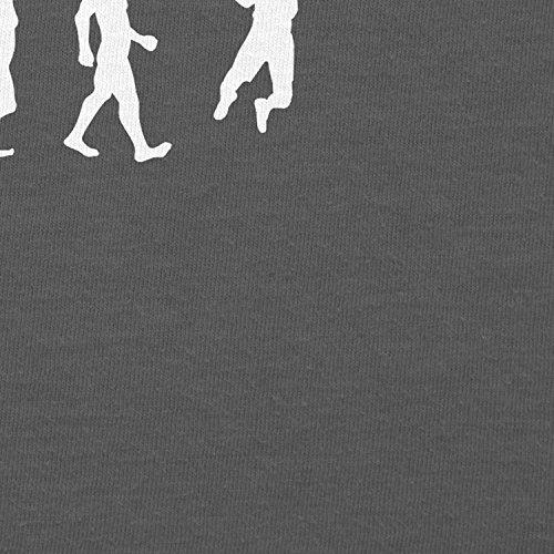 TEXLAB Badminton Evolution - Stoffbeutel Grau O1d6r9J