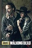 the walking dead season 5 poster - The Walking Dead Season 5 Rick & Carl Poster Print (24 X 36)