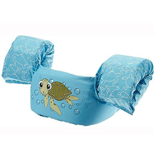 Summer Win Child Swim Vest Life Jacket Learn to Swim Aid Floatation Life Vest Kids Toddlers Swim Safty (30-50lbs)
