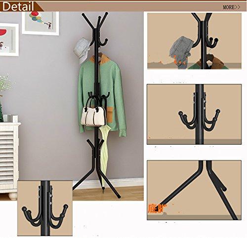 Standing Cloth Hanger for Living Room