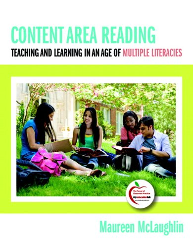 Content Area Reading: Teaching and Learning in an Age of...