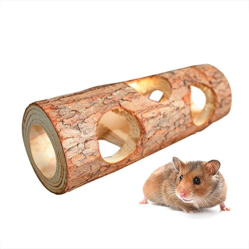 Wood Hamster Toy - 7