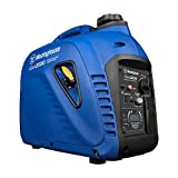 Westinghouse iGen2500 Portable Inverter Generator - 2200 Rated Watts &  2500 Peak Watts - Gas Powered