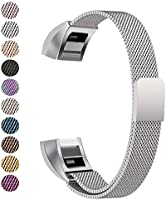 for Fitbit Alta Band, Fitbit Alta HR Bands, Soulen Milanese Replacement Metal Band for Fitbit Alta/Fitbit /Fitbit Bands/Fitbit Alta Accessories/Fitbit Alta Band