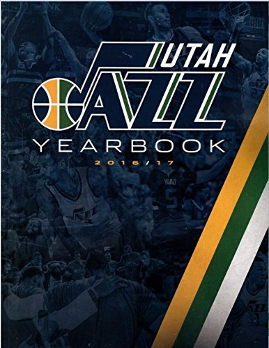 - 2016 2017 UTAH JAZZ YEARBOOK PROGRAM HAYWARD HOOD JOHNSON