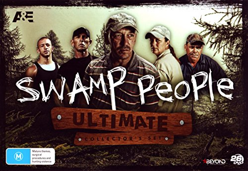 Swamp People - Ultimate Collector's Set