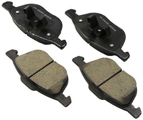 (Genuine Mazda (B3YH-33-28ZA-MV) Brake Pad)