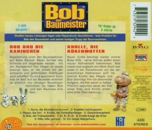Bob Hilft Den Tieren By Bob Der Baumeister 10 Amazoncouk Music