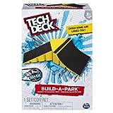 Tech Deck 20075298 Build-A-Park - Launch to Quarter Pipe (Yellow)