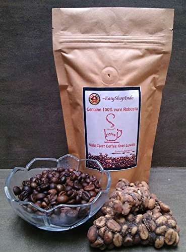 Genuine Robusta Civet Coffee Roasted product image