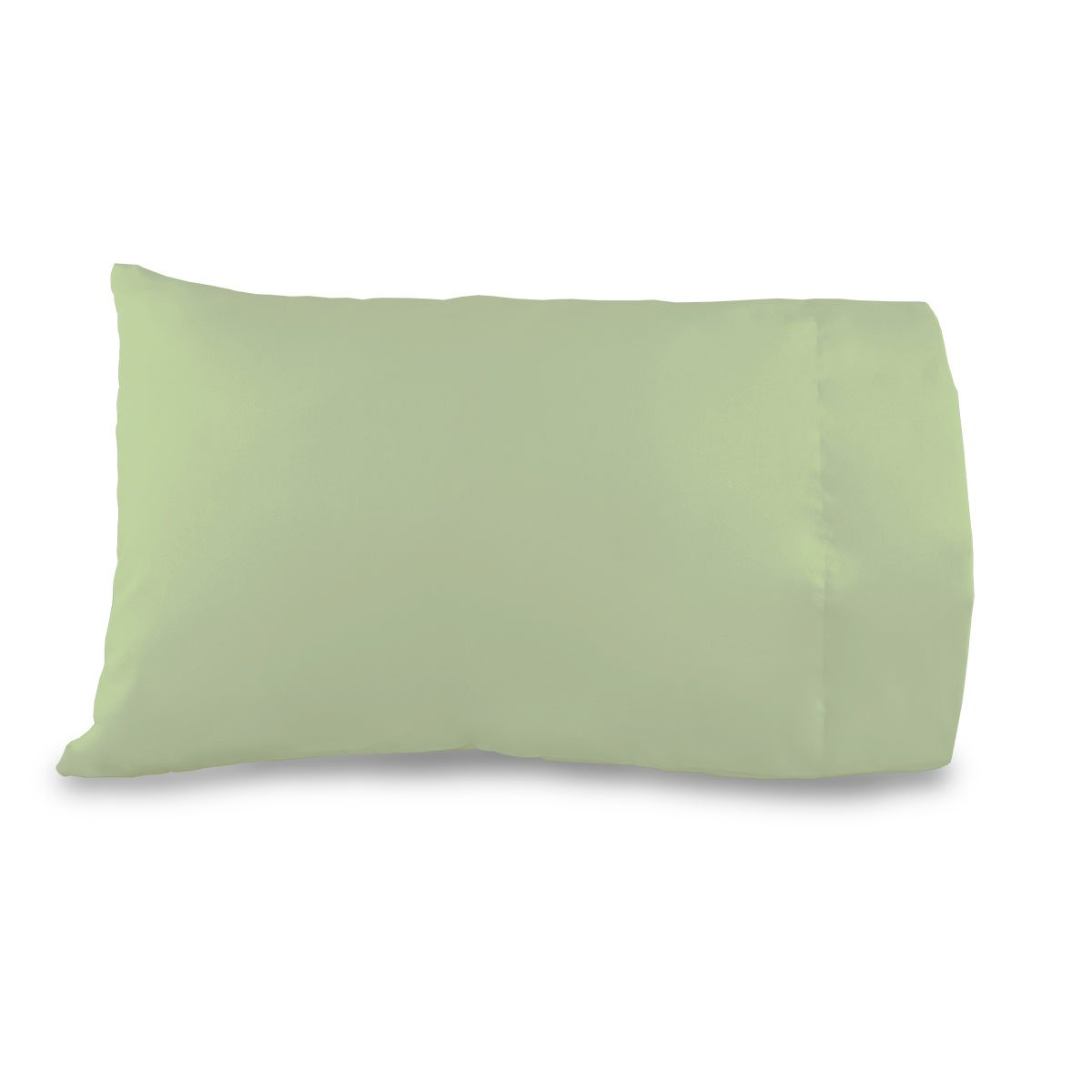 AB Lifestyles 12x18 Pillowcase Travel size Toddler size Fits My Pillow Travel pillow perfectly! 100% cotton Color Sage Green
