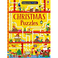 Mini Books Christmas Puzzles