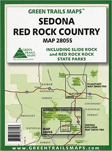 Sedona - Red Rock Country: Including Slide Rock and Red Rock ...