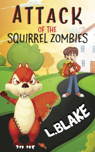Attack of the Squirrel Zombies (Zombie Squirrel)
