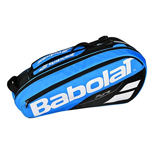 Babolat Pure Drive (6-Pack) Tennis Bag (Blue) ()
