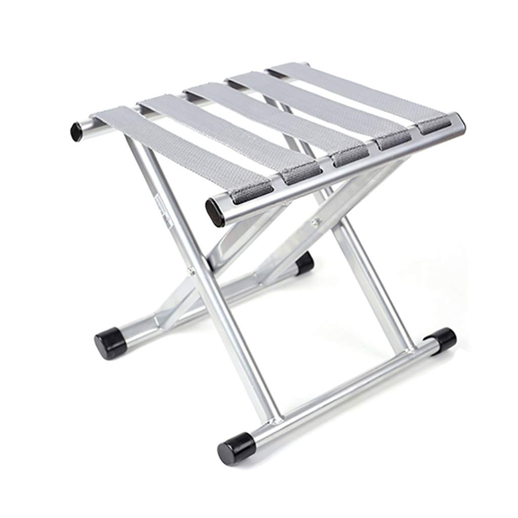 MLX Leichter Kampierender Stuhl, Fischen-Stuhl, Der Tragbaren Einfachen Zug-Schlafsaal-Ausgangsbank Faltet