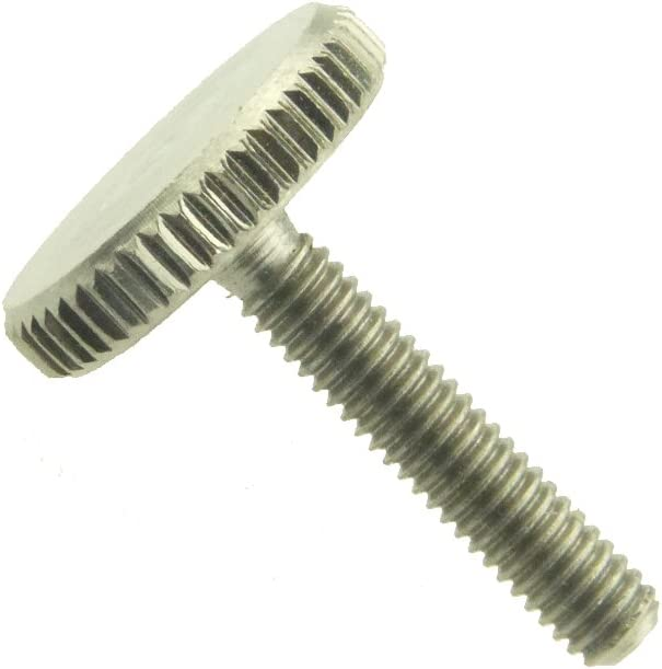 R/ändelschraube mit niedriger Form DIN 653 rostfrei Edelstahl A1 M 8 x 16-10 St/ück