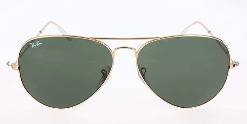 Amazon.com: Ray Ban RB3026 Aviator II - Gafas de sol grandes ...