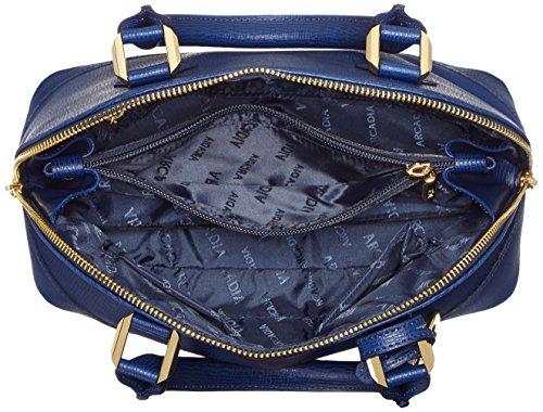Arcadia 3875, Borsa a mano Donna, Bluette, 27 cm