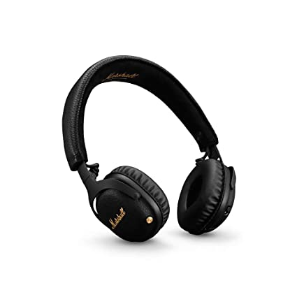 Amazoncom Marshall Mid Anc Active Noise Cancelling On Ear Wireless