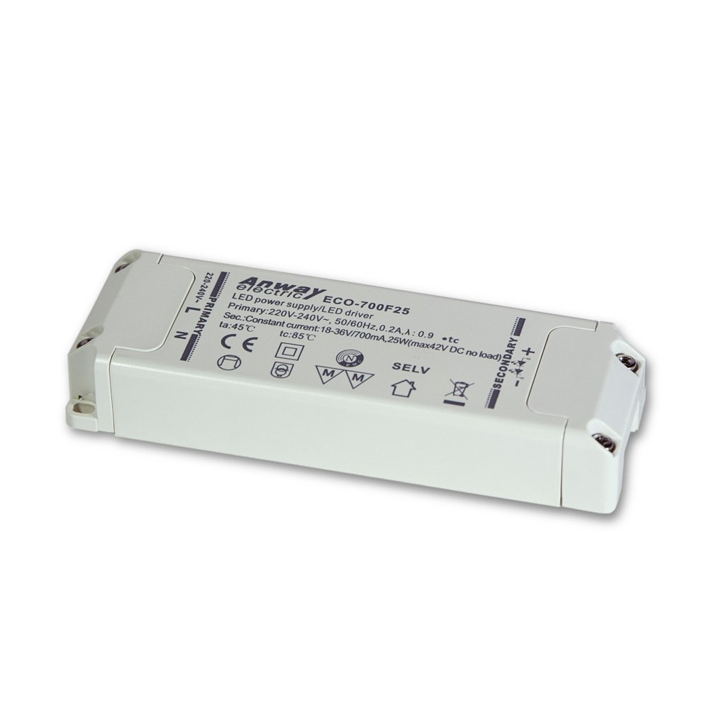350 mA ANWAY 00011857 LED Driver AW01-0007 6 W 25 V