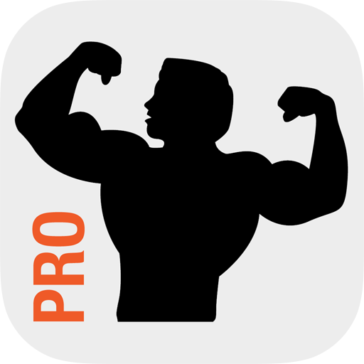 Pro Trainer Personal Fitness (Fitness Point PRO - Workout Exercise Journal & Personal Trainer + Body Tracker)