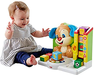 Fisher-Price Laugh & Learn First Words Smart Puppy from Fisher Price