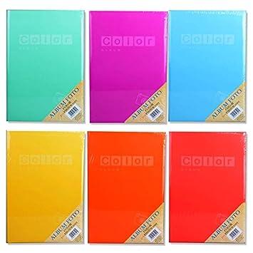 Álbum fotográfico New Color con bolsillos 10 x 15 para 300 fotos tamaño 10 x 15/10 x 13– Archivador fotográfico – fotos – Varios colores disponibles: ...