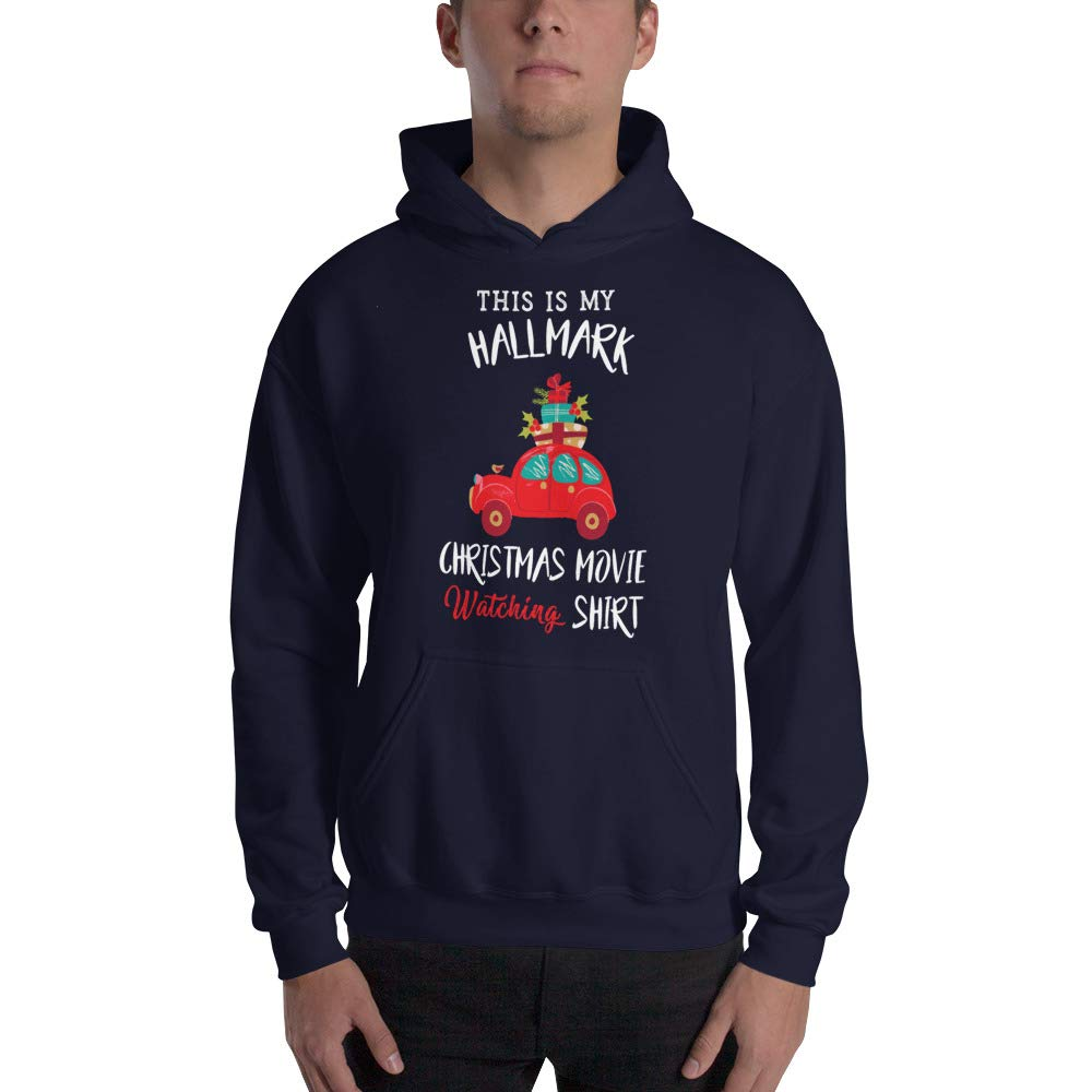 This is My Hallmark Christmas Movies Watching Hoodies Shirt Holiday Watching Hallmark Movies Christmas Shirt