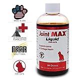 Joint MAX Liquid for Cats - Vitamins, Minerals, Antioxidants - Maximum Joint Health Supplement for Cats - 8 fl oz