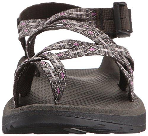 Chaco Womens Zcloud X2 Sport Sandal Ring Shell Slate