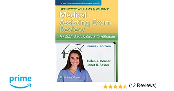 Lwws medical assisting exam review for cma rma cmas lwws medical assisting exam review for cma rma cmas certification medical assisting exam review for cma and rma certification 9781451192568 medicine fandeluxe Gallery