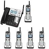 AT&T SB67138 4 Line  Operation Phone  LCD Display