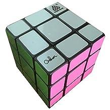 WitEden Oskar 3x3x3 Mixup Cube Black by WitEden