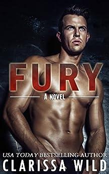 Fury (New Adult Romance) - #1.5 Fierce Series by [Wild, Clarissa]