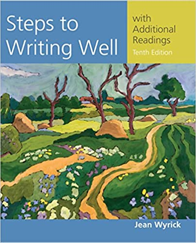 !!NEW!! Steps To Writing Well With Additional Readings (Wyrick's Steps To Writing Well Series). perfil Center Making Mattress Estos kinase