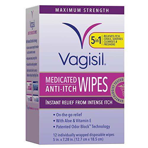 Vagisil Anti-Itch Medicated Feminine