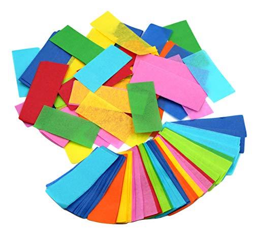 Ultimate Confetti Multicolor Premium Tissue Confetti-Biodegradable-Great for Confetti Cannons-Parties-Clubs-Weddings-Celebrations-Party Decor