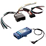Pac All-In-One Radio Replacement & Steering Wheel Control Interface (For Select Chrysler(R) Vehicles With Canbus) Product Type: Installation Accessories/Interface Accessories