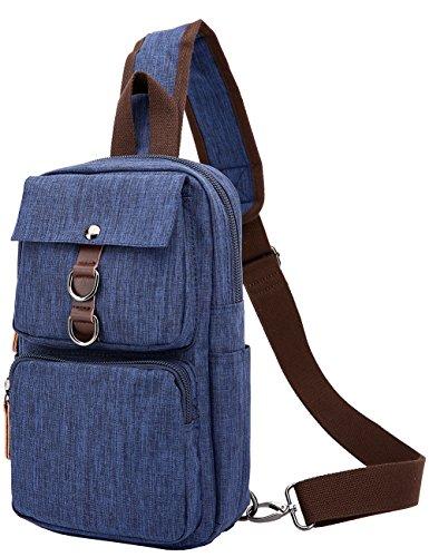 Uomo 307 308 A Spalla blu Mg16308uk Dark Blue Borsa Blue db Mygreen 6tqPw