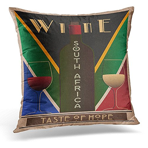 - Throw Pillow Cover Purple 1930S Also Available Here Www Com Ru Listing 508713119 South Africa Wine Old in Style Retro Red Decorative Pillow Case Home Decor Square 18x18 Inches Pillowcase