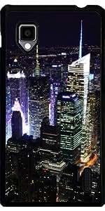 Funda para LG Optimus G (E975) - Nueva York by Paslier
