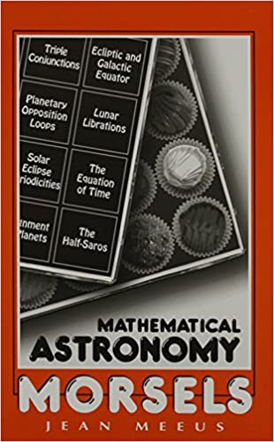 Pdf mathematical download morsels astronomy